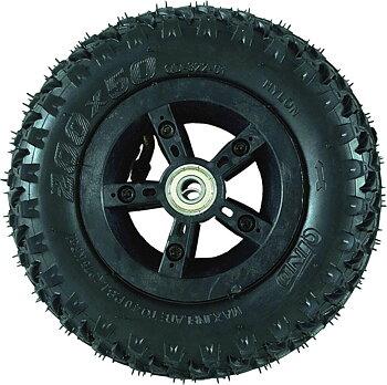 Longway Chimera 200mm Wheel -  Färg: Svart