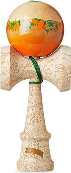 KROM Unity Equilibrium Kendama -  Färg: Orange