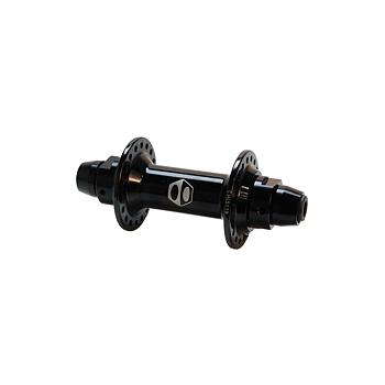 Box Three Pro 10mm Front 36H Hub Black