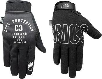 CORE Skydd Handskar -  Färg: Svart - Storlek: XXS