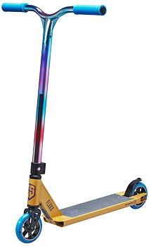 Grit Fluxx 20/21 Trick Sparkcykel -  Färg: Gold/Neo Painted