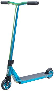 Crisp Surge 2020 Trick Sparkcykel -  Färg: Full Neochrome