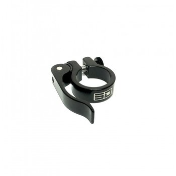 SD Quick Release Clamp Black 25,4mm