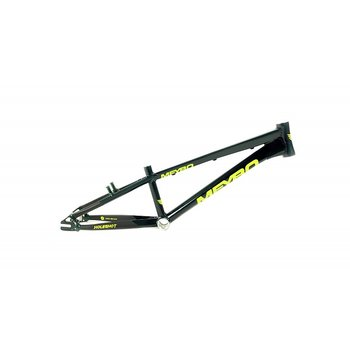 Meybo Holeshot 2021 BMX Race Frame Army/Apple/Black