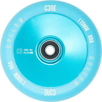 CORE Hollowcore V2 Sparkcykel Hjul Färg: Mint Blue