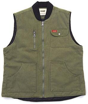 Doomed Labor Vest -  Färg: Grön - Storlek: XL