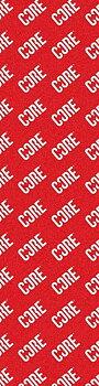 CORE Repeat Kickbike Griptape Färg: Röd