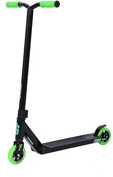 Crisp Blitz 20/21 Trick Sparkcykel -  Färg: Svart/Grön