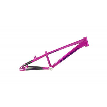 Meybo Holeshot 2021 BMX Race Frame Pink/Purple/Black