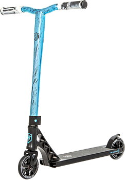 Grit Elite 20/21 Trick Sparkcykel -  Färg: Blue Marble/Black - Storlek: XL