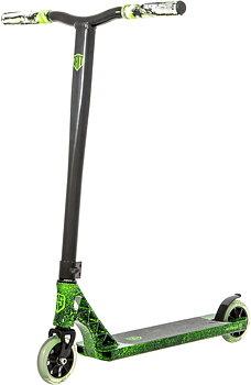 Grit Elite 20/21 Trick Sparkcykel -  Färg: Green Marble/Black - Storlek: Standard