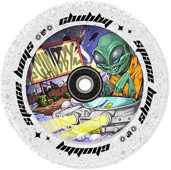 Chubby SpaceBoys Sparkcykel Hjul Färg: Alien