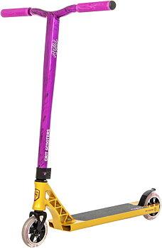 Grit Wild 20/21 Trick Sparkcykel -  Färg: Gold/Vapour Purple