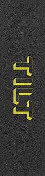 "TiTilt 3D Logo 6.5"" Kickbike Griptape Färg: gul"