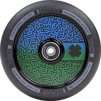 Lucky Lunar 120mm Sparkcykel Hjul Färg: Maze