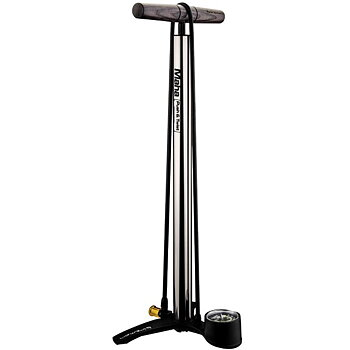 Birzman Maha - Push & Twist Fatty Floor Pump - grey