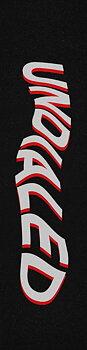 Undialed Kickbike Griptape Färg: Wavy