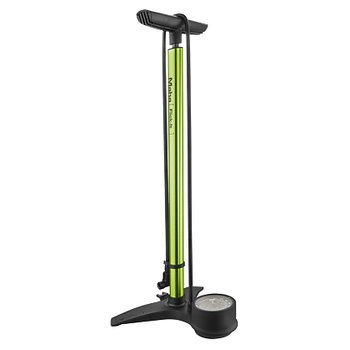 Birzman Maha Flick-It V Floor Pump - green