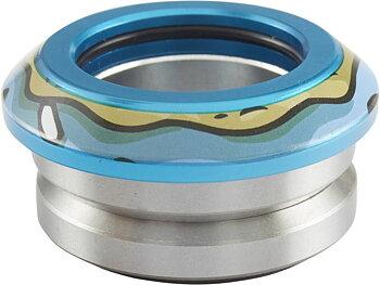 Chubby Donut Kickbike Headset Färg: Blå