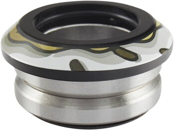 Chubby Donut Kickbike Headset Färg: Svart