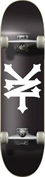 """Zoo York Crackerjack Komplett Skateboard -  Färg: Svart/Vit - Storlek: 7.75"""""""