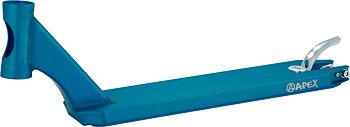Apex Sparkcykel Deck -  Färg: Turkos - Längd: 51cm