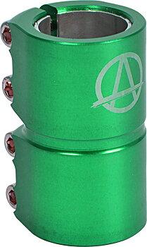 Apex V3 SCS Kickbike Clamp -  Färg: Grön