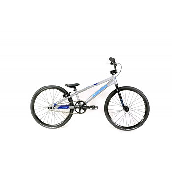 Meybo Clipper 2021 Bike Grey/Blue/Cyan