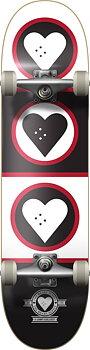 """Heart Supply Squad Komplett Skateboard -  Färg: Svart - Storlek: 8.25"""""""