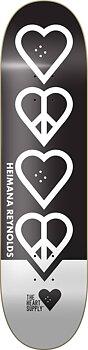 """Heart Supply Pro Skateboard Bräda -  Färg: Peace Pro 3 - Storlek: 8.25"""""""