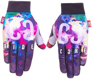 CORE Skydd Handskar -  Färg: Neon Galaxy - Storlek: L