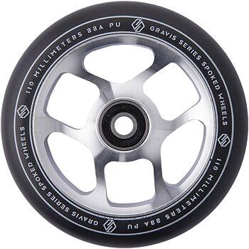 Striker Gravis Spoked Sparkcykel Hjul -  Färg: Raw - Storlek: 110mm