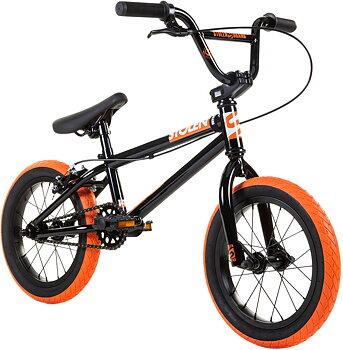"Stolen Agent 14"" 2021 Freestyle BMX Cykel Färg: Svart"