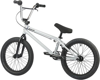 "Mankind Nexus 18"" 2021 Freestyle BMX Cykel Färg: Gloss Grey"