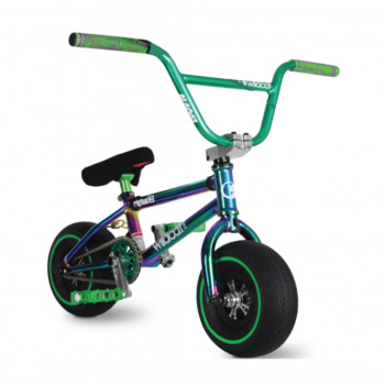 Wildcat Mini BMX Joker Green