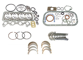 Restoration kit Volvo AQ145A gaskets bearings rings