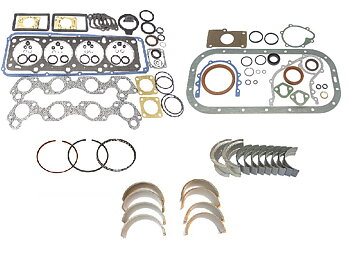 Restoration kit Volvo AQ140A gaskets bearings rings