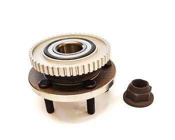 Wheel bearing kit Front ABS 1989- (Alternative)
