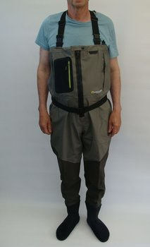 Holmstrom Stream Logic G2 Pro Guide Zip Waders