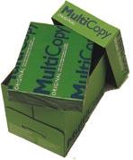 Multicopy A4 80g Ohålat