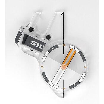 SM SunniMix Metall Wanderkompass Marschkompass Einstellbar Taschenkompass