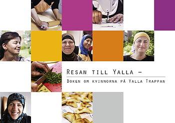 Resan till Yalla - boken om kvinnorna på Yalla trappan