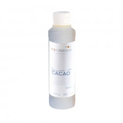 Cacaofärg Kakaobaserad Skinande Silver 200 g
