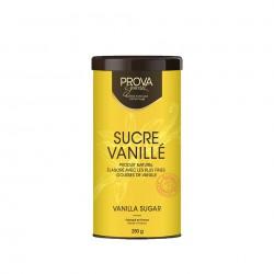 Vaniljsocker med vaniljextrakt