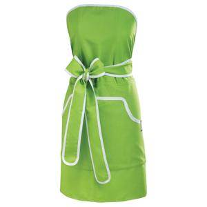 Förkläde, grön