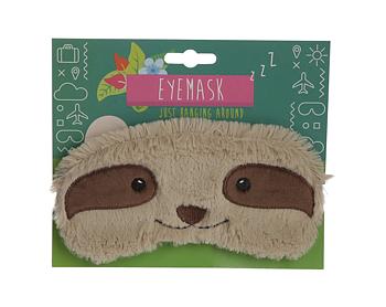 Sovmask sengångare, brun