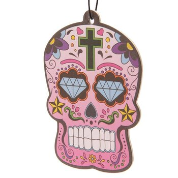 Ilmanraikastin, Sugar skull