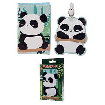 Passfodral och adresshållare, Panda