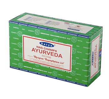 Rökelse, Ayurveda Nag Champa