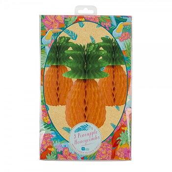Honeycombs Ananas (3 st)